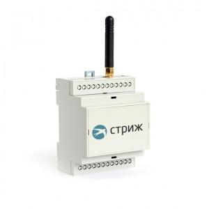 Радиомодем интерфейсный TDIN rD