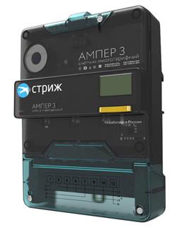 Счетчик электроэнергии Ампер 3