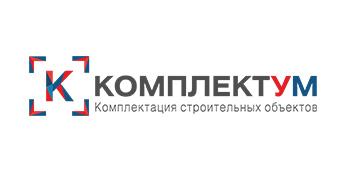 """Логотип компании """"Комплектум"""""""