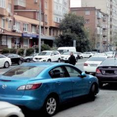 «Умные» парковки в Ростове-на-Дону