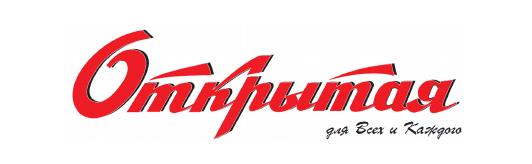 Открытая Газета логотип