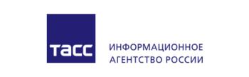 ТАСС логотип