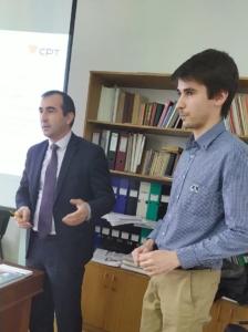 IoT-платформу СРТ представили на форуме в Республике Дагестан