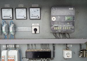 Умный электросчетчик с дистанционным сбором показаний