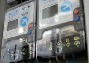 Фото счетчиков электричества с передачей данных