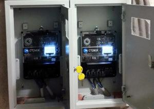 Умные счетчики электроэнергии с автоматической передачей показаний расхода