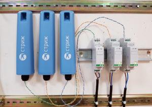 Модемы беспроводной передачи данных по протоколу XNB
