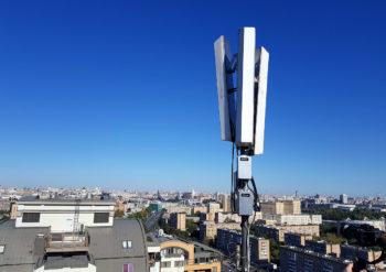 Фото станции передачи показаний по радиоканалу