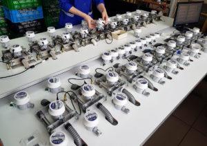 Производство умных счетчиков газа