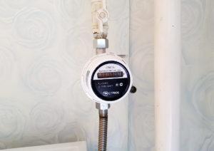 Фото умного счетчика газа