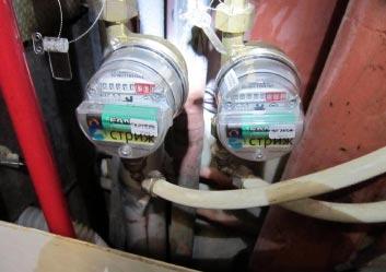 Счетчики воды СВК 15-3-2 с дистанционным снятием показаний миниатюра