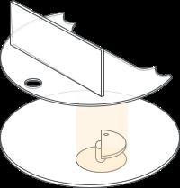 Схема геркона в счетчике воды