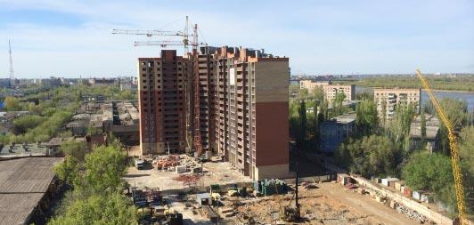 Фото строительства ЖК