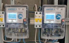 Фото счетчиков электроэнергии передающих показаний автоматически