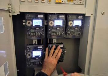 Установка умного счетчика электроэнергии в многоквартирном доме