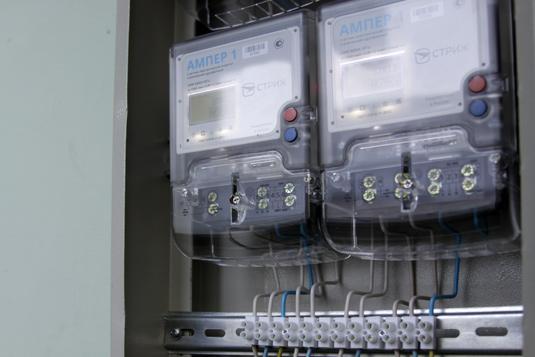 Фото Умные счетчики электричества в МКД
