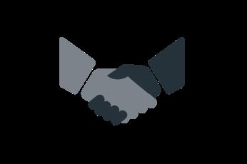 Партнерство иконка