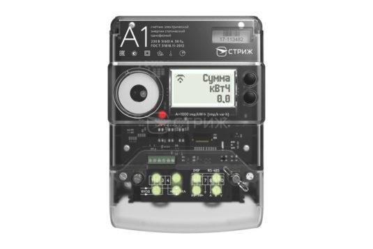 электросчетчик с радиомодемом СТРИЖ «А1»