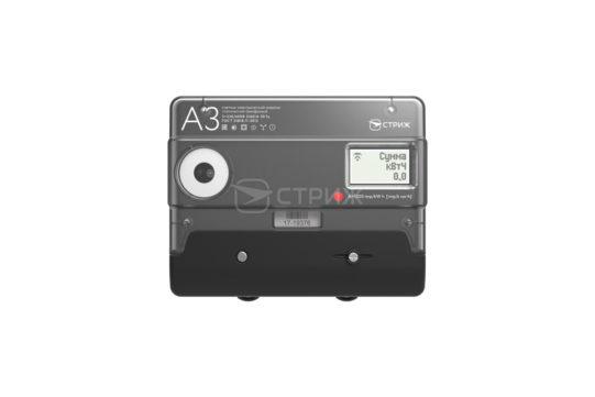 Электросчетчик «А3М» с радиомодемом «СТРИЖ»